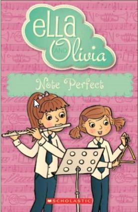 Ella and Olivia #19: Note Perfect