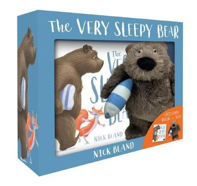 Very Sleepy Bear Box Set with Mini Book and Plush