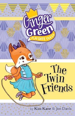 Twin Friends - Ginger Green, Play Date Queen