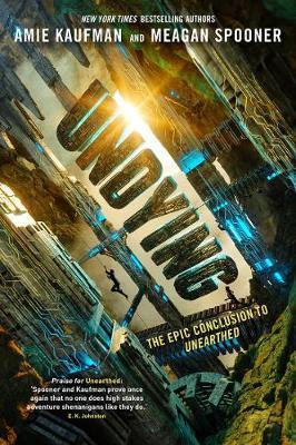Undying - Book 2 Unearthed