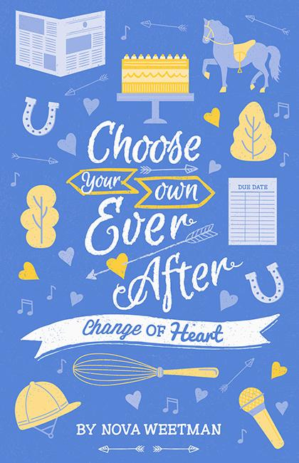 Change of Heart - Choose your own ever after