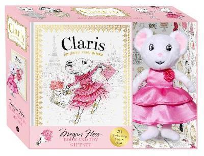 Claris: Book & Toy Gift Set - Claris: The Chicest Mouse in Paris