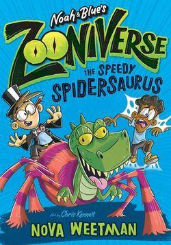 Speedy Spidersaurus - Noah and Blue's Zooniverse #1