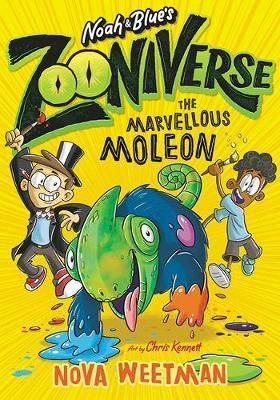 Marvellous Moleon - Noah and Blue's Zooniverse #3