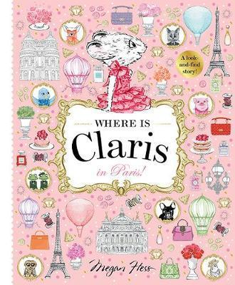 Where is Claris in Paris - A Look-and-find Story!