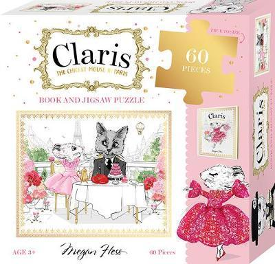 Claris - The Chicest Mouse in Paris: Book and Jigsaw Puzzle Set