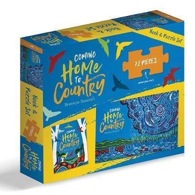 Coming Home To Country Book and Puzzle Set