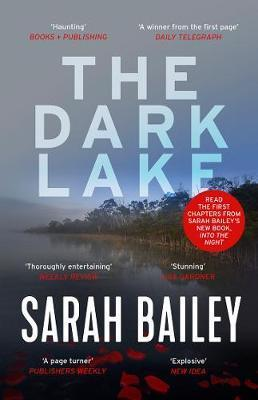 Dark Lake - Gemma Woodstock #1