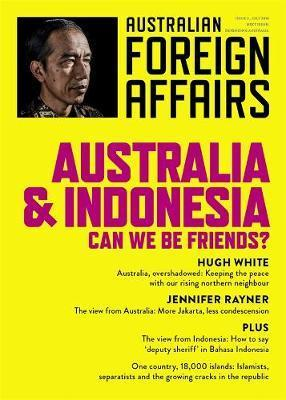 AFA #3 Australia and Indonesia: Can we be Friends?: