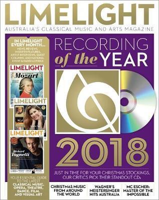 Limelight December 2018: Australia's Classical Music & Arts Magazine