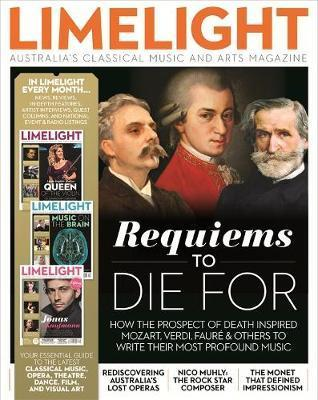 Limelight June 2019: Australia's Classical Music & Arts Magazine
