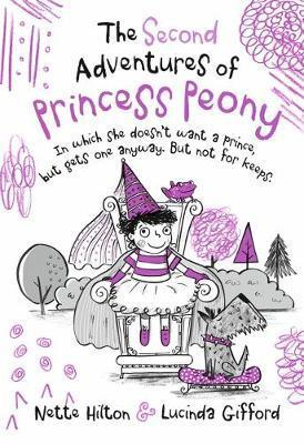 Second Adventures of Princess Peony (Princess Peony #2)