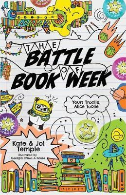 Battle of Book Week: Yours Troolie, Alice Toolie 3