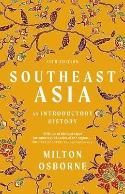 Southeast Asia - An Introductory History