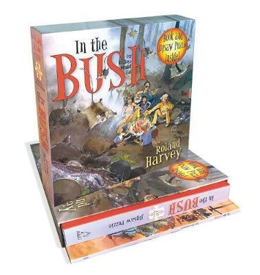 In the Bush Book and Jigsaw Puzzle