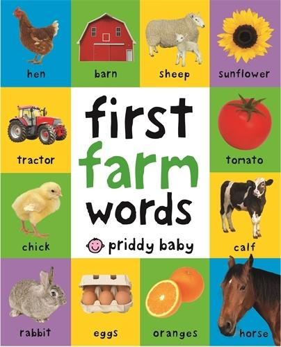 First 100 Soft to Touch Farm Words