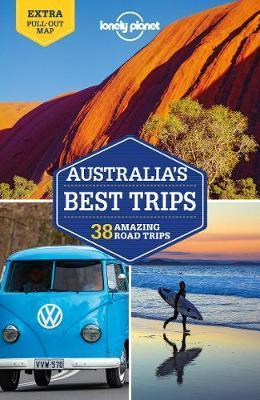 Lonely Planet Australia's Best Trips - 2nd Edition