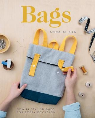 Bags - Sew 18 Stylish Bags for Every Occasion