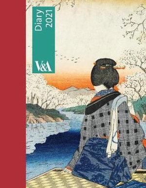 V&A Pocket Diary 2021 - Kimono Patterns