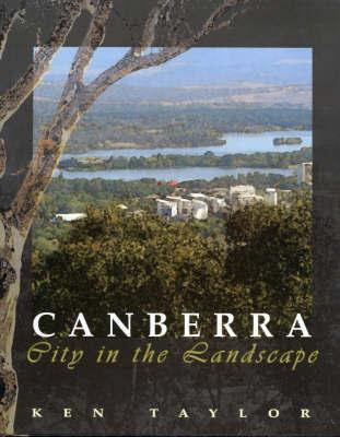 Canberra City in a Landscape