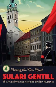 Paving the New Road  - Book 4 Rowland Sinclair