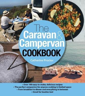 Caravan & Campervan Cookbook - Over 100 Delicious Recipes