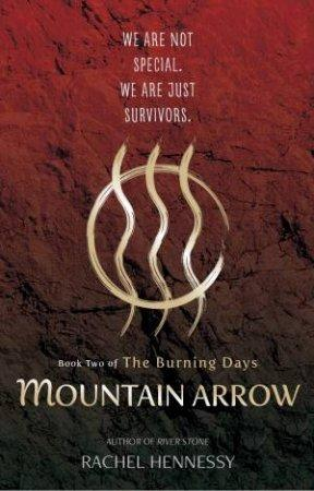 Mountain Arrow - Book Two of Burning Days