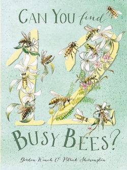 Can You Find 12 Busy Bees?