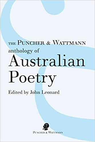 Puncher and Wattmann Anthology of Australian Poetry