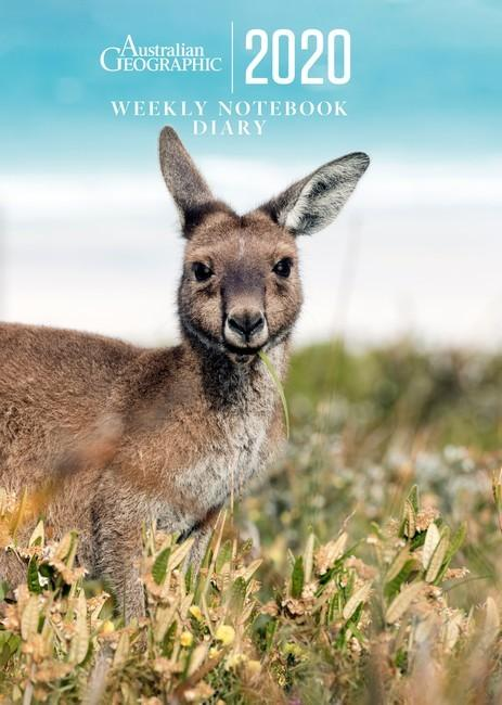 Australian Geographic Weekly Notebook Diary 2020