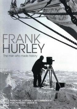 DVD - Frank Hurley: The Man Who Made History