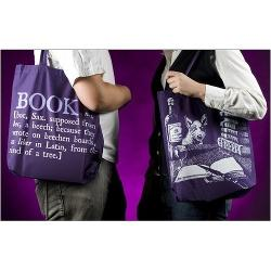 National Library Book Bag - BOOK Design - AS645