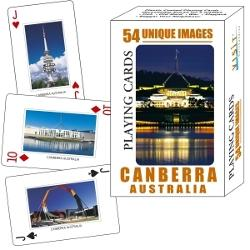 Playing Cards - Canberra
