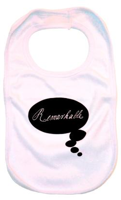 Treasures Gallery Organic Cotton Bib