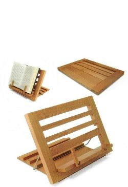 Bamboo Book Rest