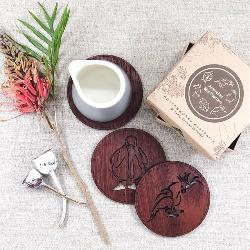 Bird Coasters: Round Coaster Pack