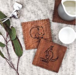 Animal Coasters - Square Coaster Pack