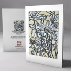 Card - Flannel Flower