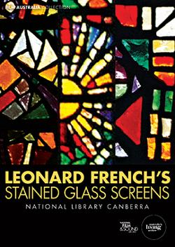 Leonard French's Stained Glass Screens - National Library Australia