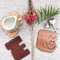 Animal Shaped Coasters