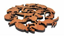 Australian Animals Trivet - Mini Trivet
