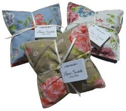 Bloom Linen Cupboard Sachets - Set of 2