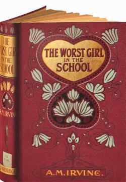 Card - Worst Girl in the School