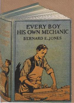Card - Every Boy His Own Mechanic