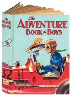 Card - The Adventure Book for Boys