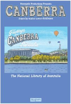 National Library Magnet - Newcastle Productions