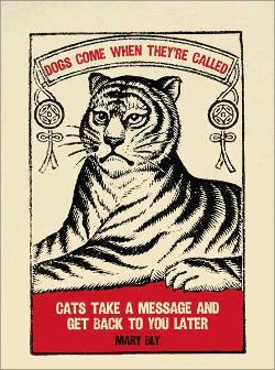 Card - Cats Message