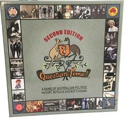 Question Time ! Board Game - 2nd Edition