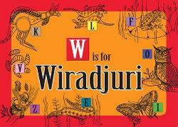 W is for Wiradjuri