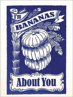 Card - Bananas About You